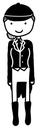 Dressage Girl