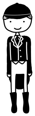 Dressage Boy