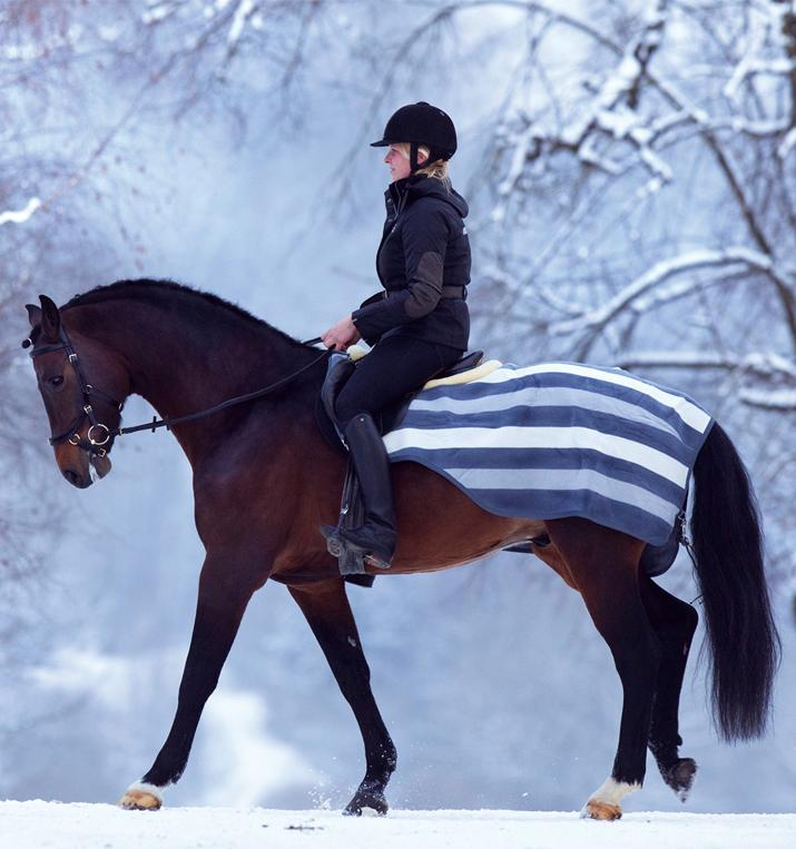 Horsewear Rambo Newmarket Fleece Compeion Quarter Sheet
