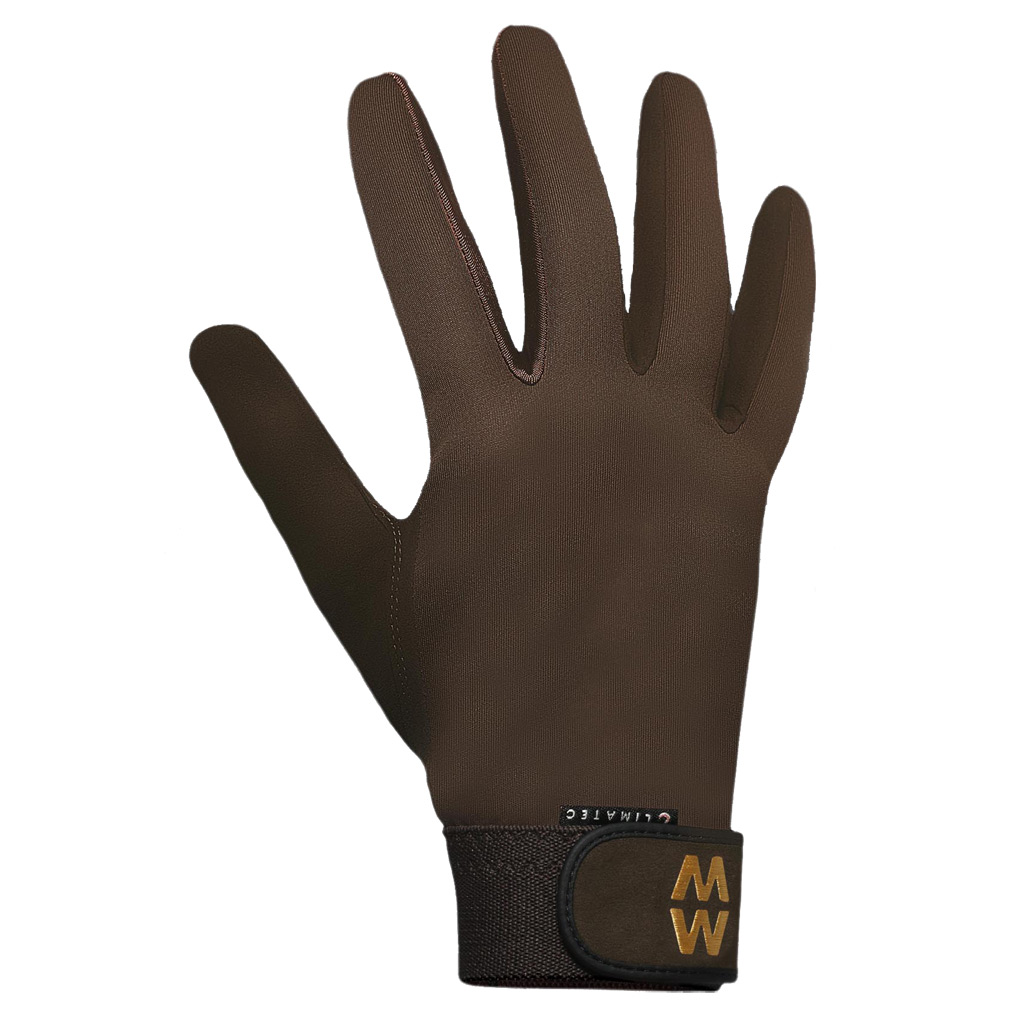 MacWet Climatec Glove Brown