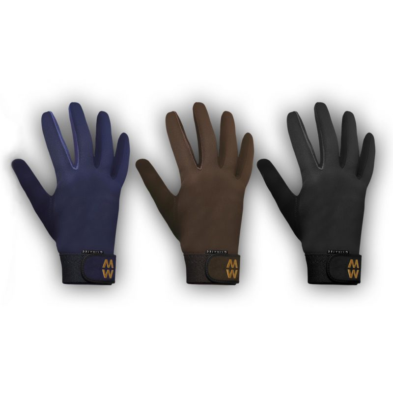 Macwet Climatec Long in Blue, Brown or Black