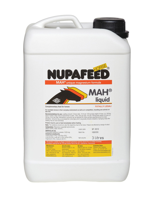 Nupafeed MAH Liquid 3L