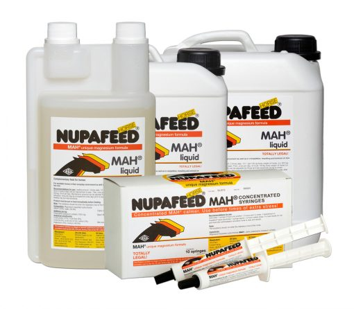 Nupafeed MAH Calmer Equine Supplement Range