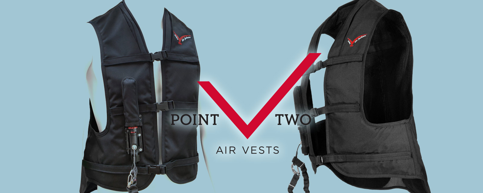 Point Two ProAir Safety Vests for Competition & Riding at Home