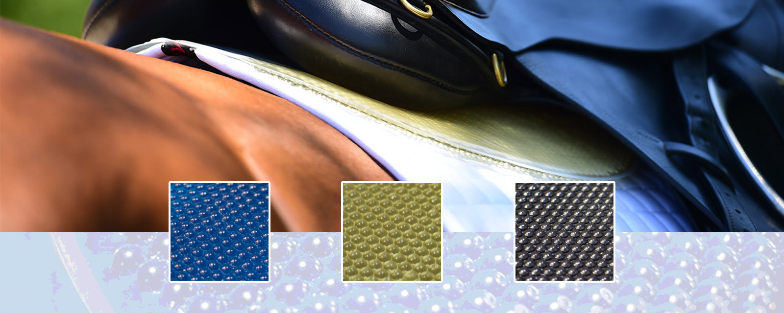 VIP Saddle Pads - Pressure Relieving Equestrian Saddle Pads