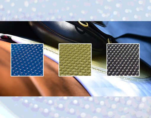 VIP Saddle Pad Colour Options