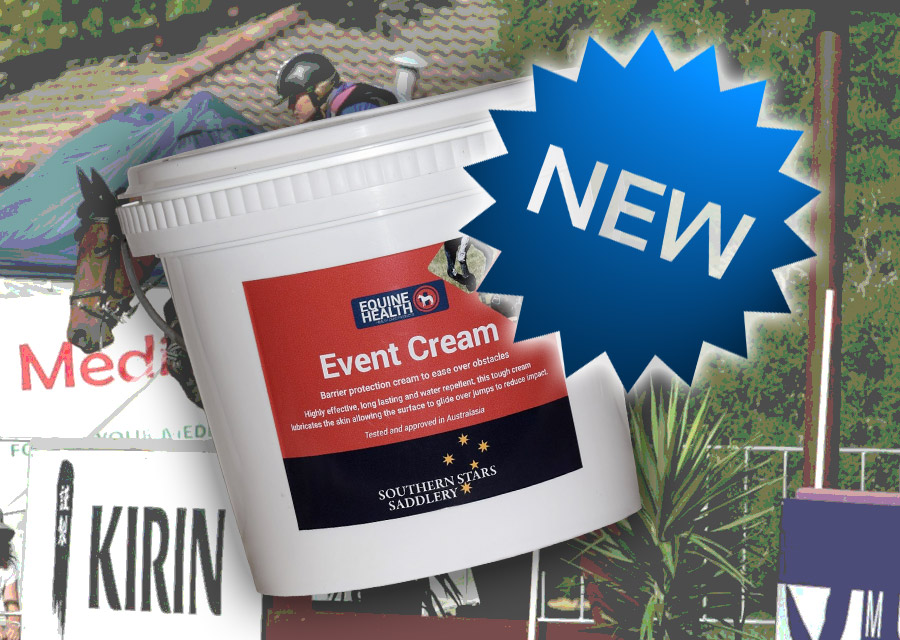 New - Southern Stars Saddlery Event Cream by Equine Health